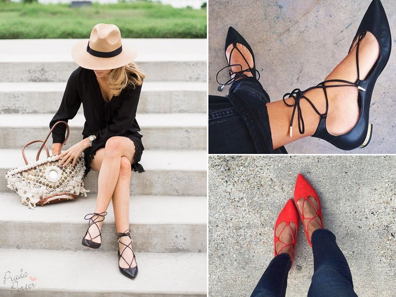 lace up flats1