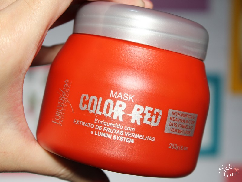 color red forever liss1