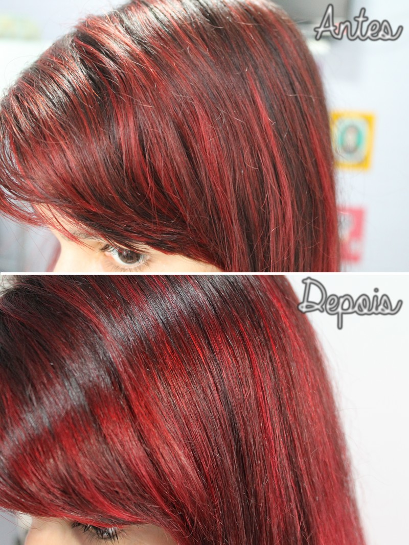 color red forever liss3