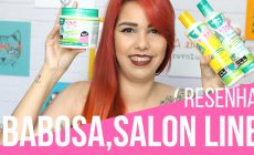 Salon Line Babosa