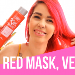 Red Mask Veggue