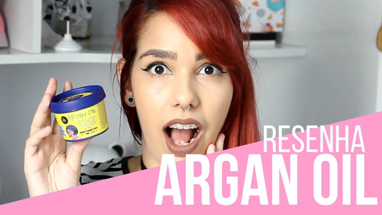 Argan Oil Lola Cosmetics