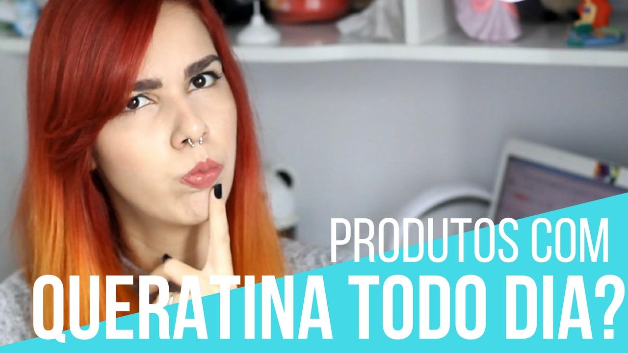 produtos com queratina