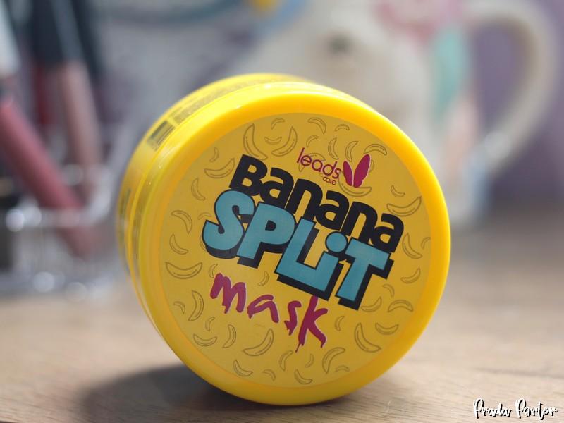 Banana Split Mask Leads Care