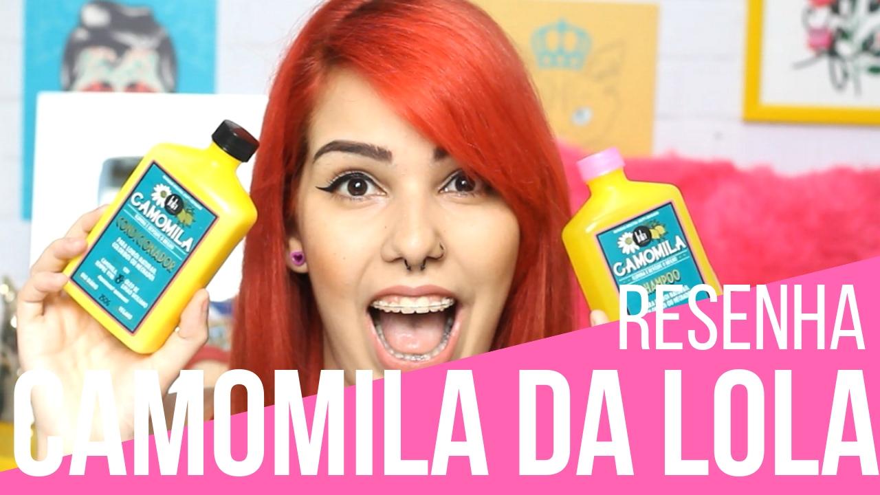 Camomila Lola Cosmetics
