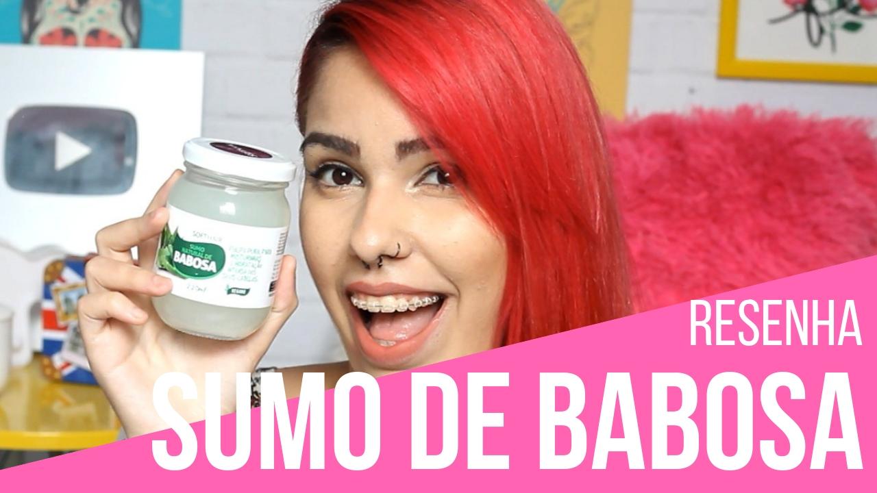 sumo de babosa soft hair