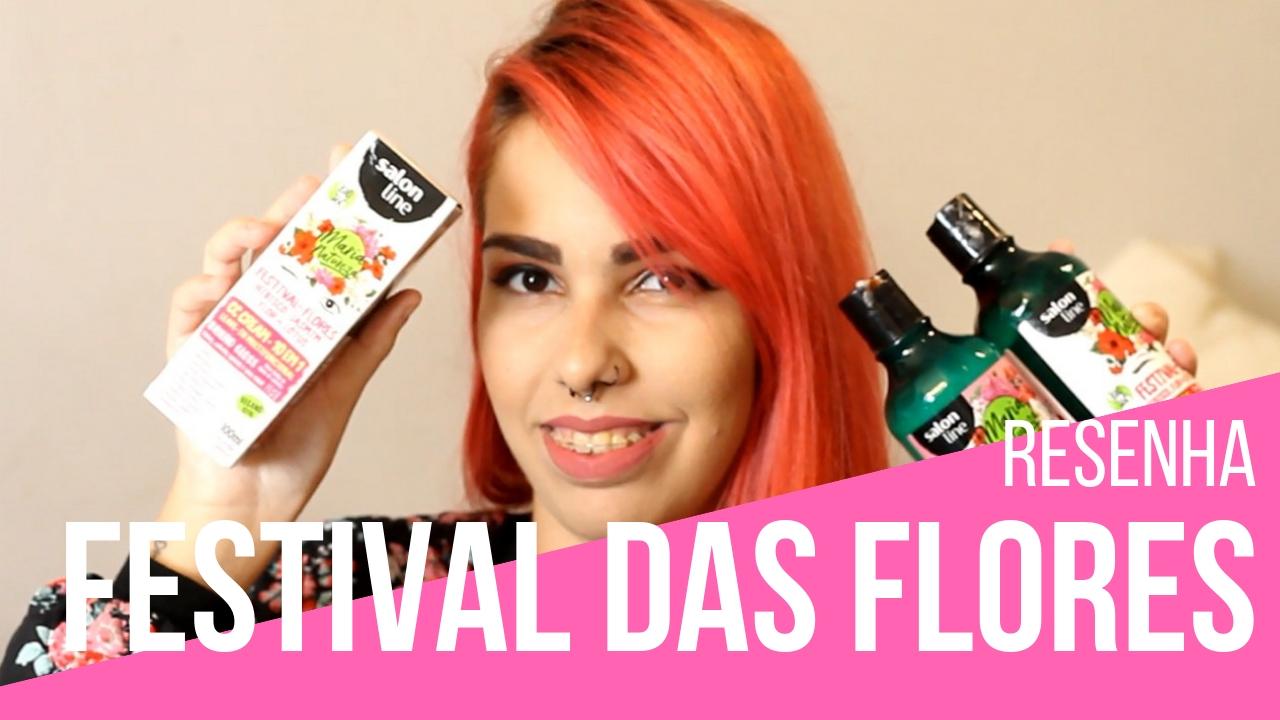 Maria Natureza Festival das Flores