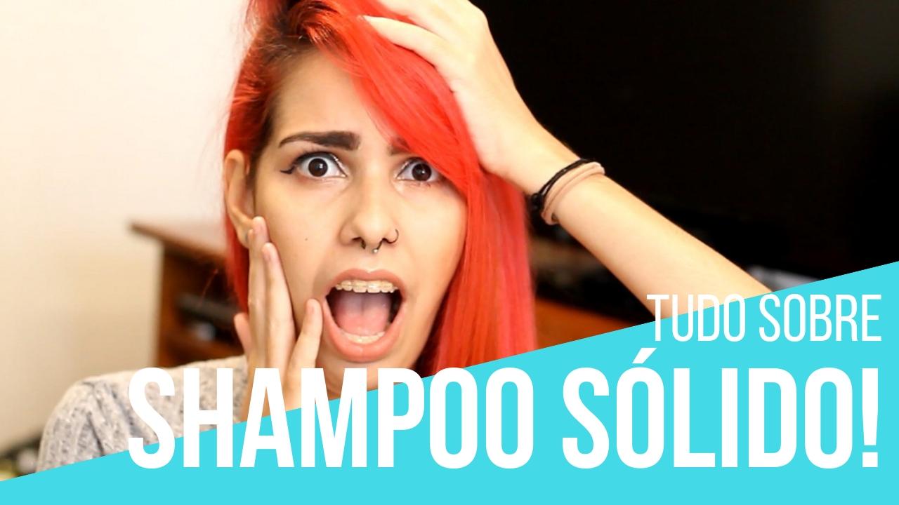 shampoo sólido