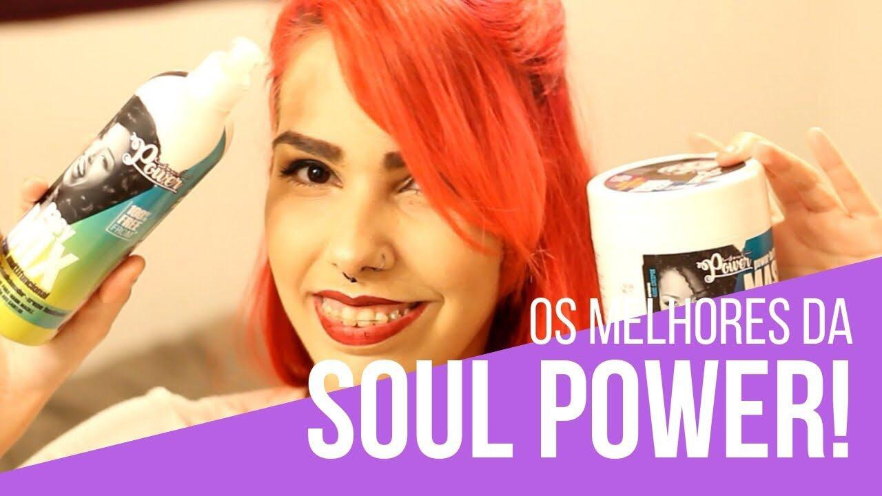 produtos da soul power