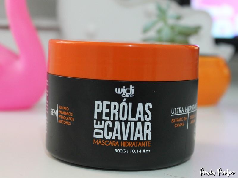 Máscara Pérolas de Caviar Widi Care