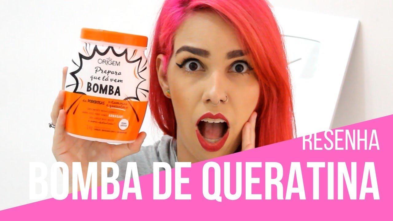 Bomba de Queratina Nazca Origem