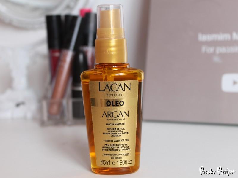 Óleo de Argan Lacan