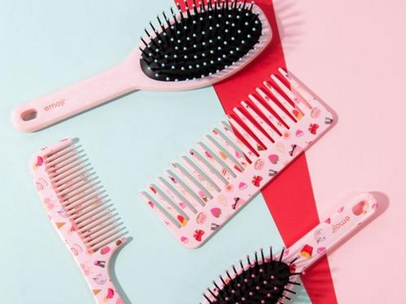 escovas que vão cuidar do seu cabelo